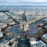 průvodce v Paříži