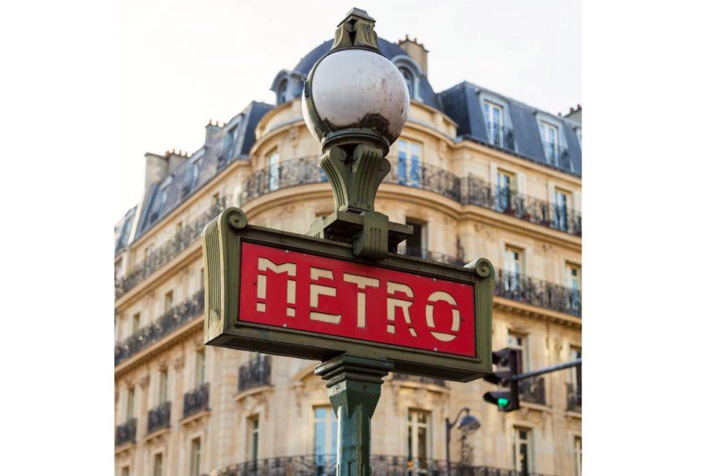 Prohlídka v Paříži