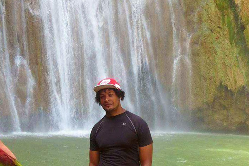 vodopád Limon na Dominikánská Republika