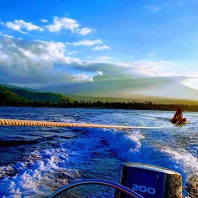 vodní sporty na Bali