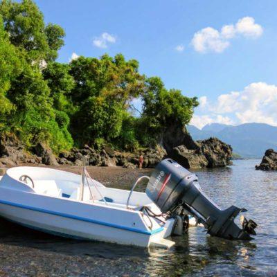 Bali loď