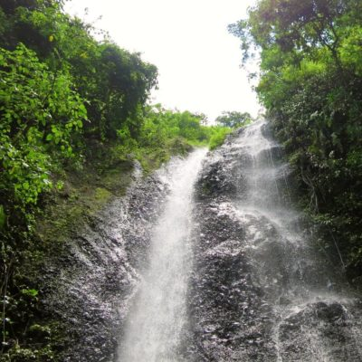 Vodopády na Bali