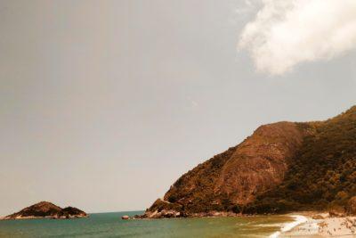 Pláž v Rio de Janeira