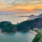 Urca v Rio de Janeiru