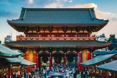 pruvodce v Tokiu