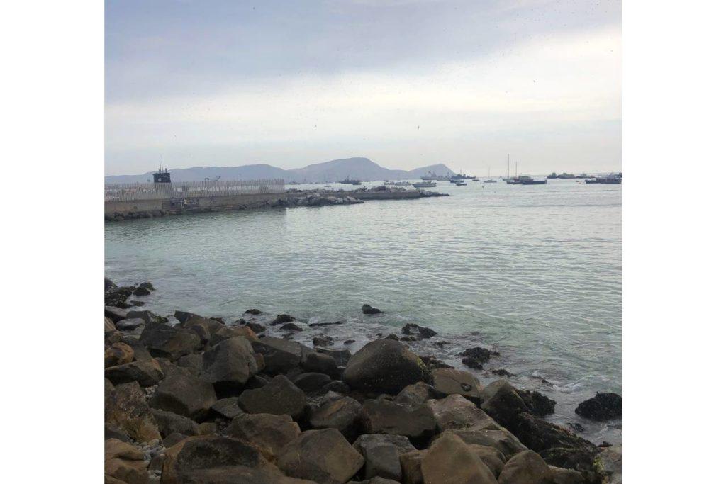 pevnost Rey Felipe v Limě
