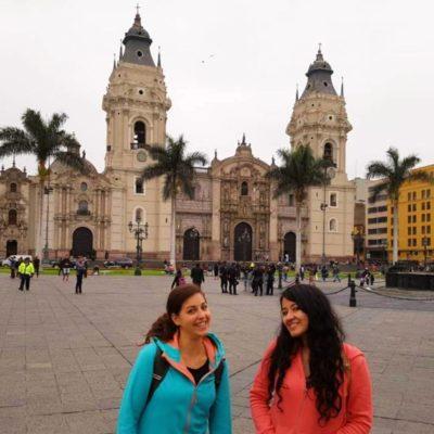 Lima pruvodce