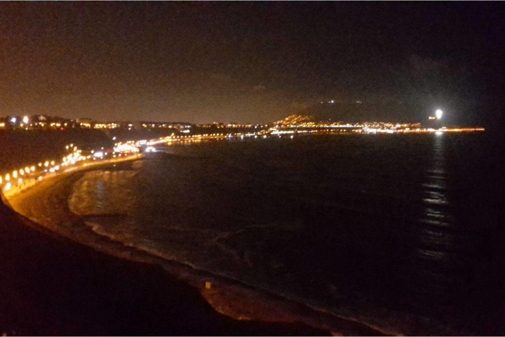 Lima v noci