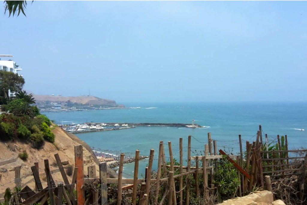 Výhled na Limu