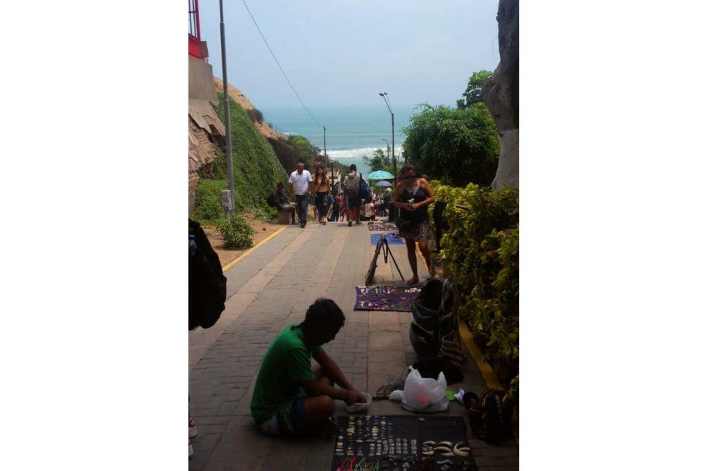 Výhled na Limě