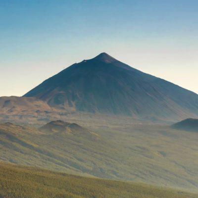 Výlet na sopku Teide