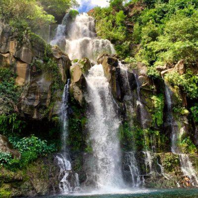 Vodopády na Réunionu