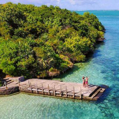Přírodní rezervace Mauricius