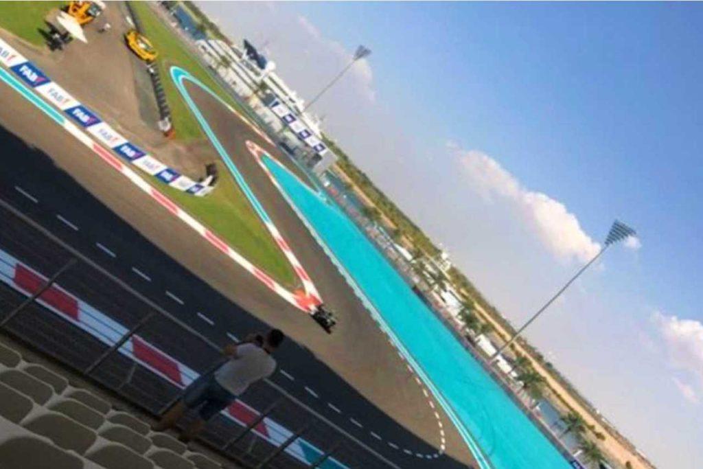 Výlet F1 Abu Dhabi