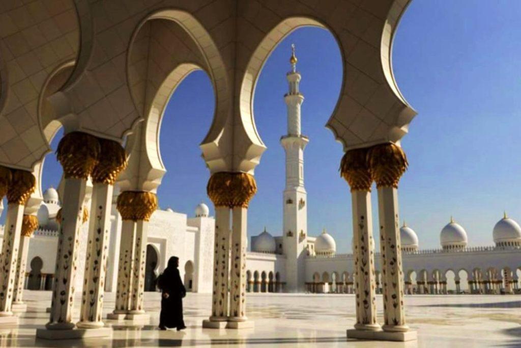 Mešita Sheika Zayeda v Abu Dhabi