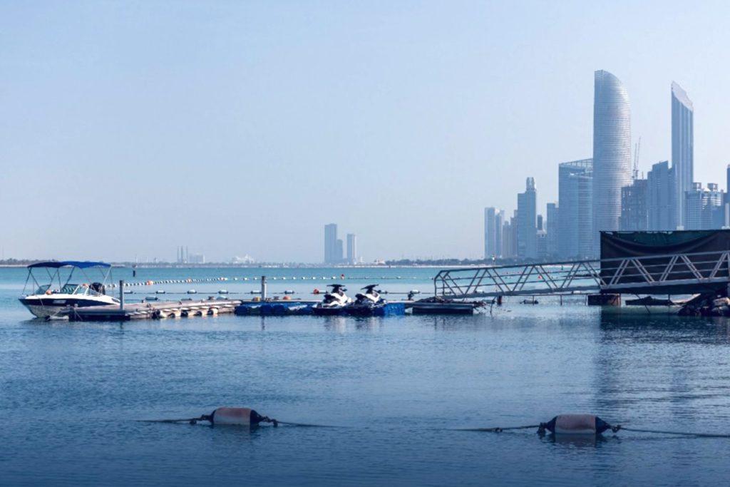 Výlet Abu Dhabi