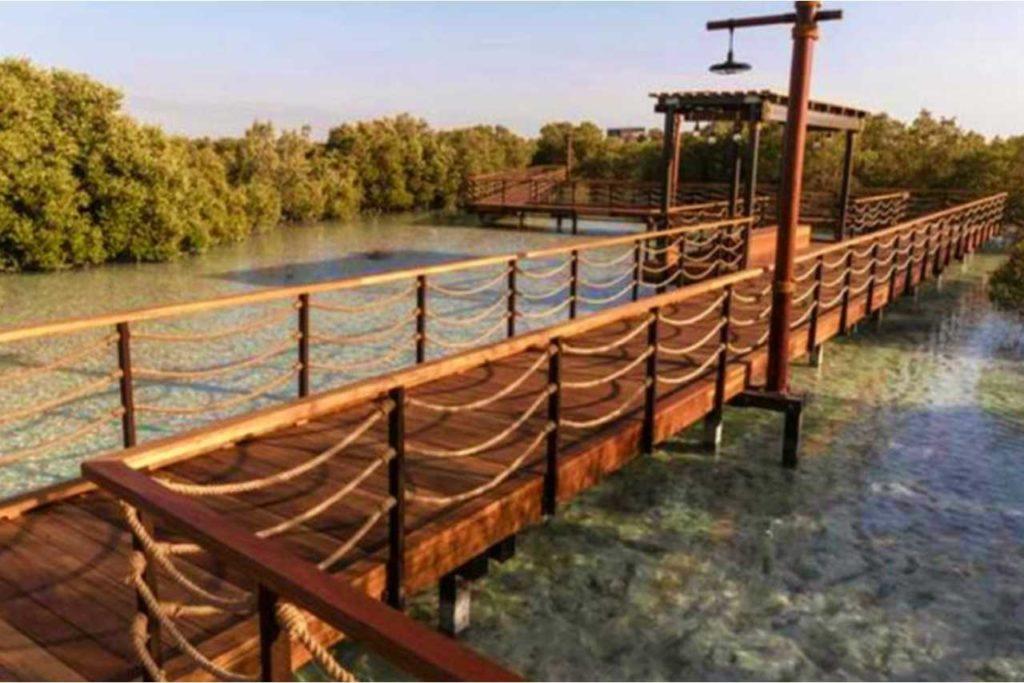 Most v Abu Dhabi