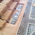 Římské ruiny na Kypru