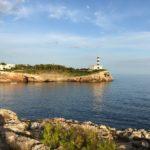majáky na ostrov Mallorca