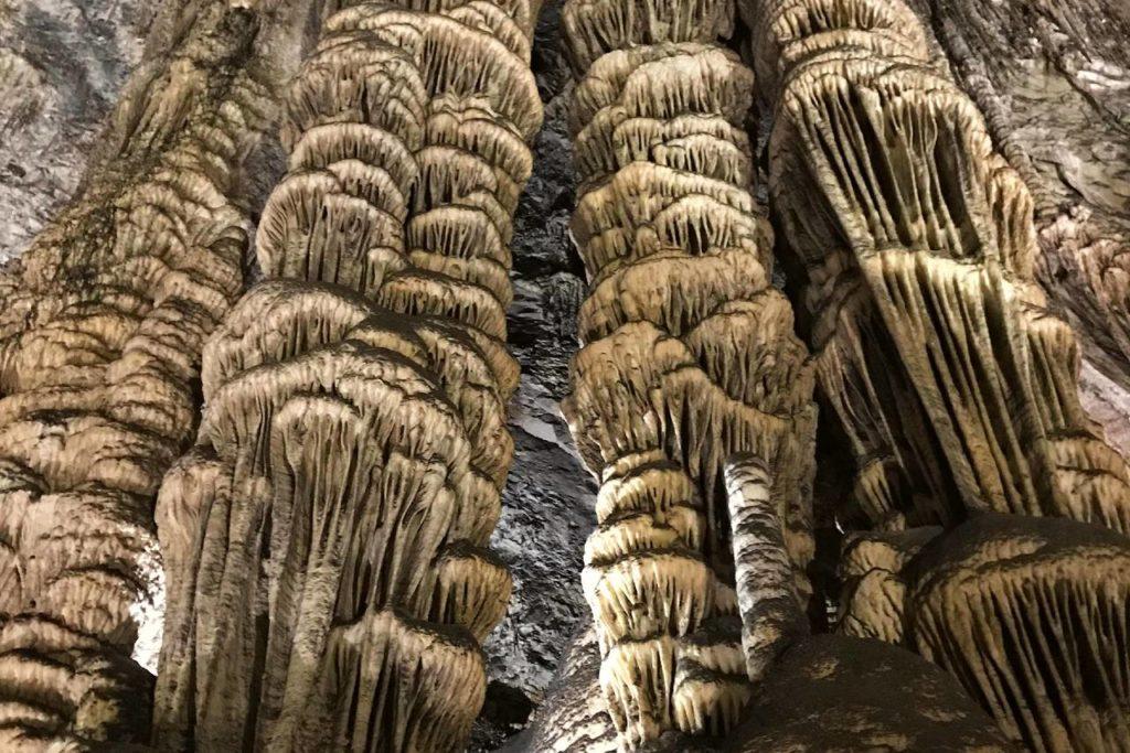 cuevas del drach na Mallorce