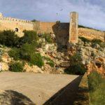 hrad na Mallorce