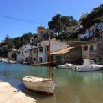 rybářské přístavy na Mallorce