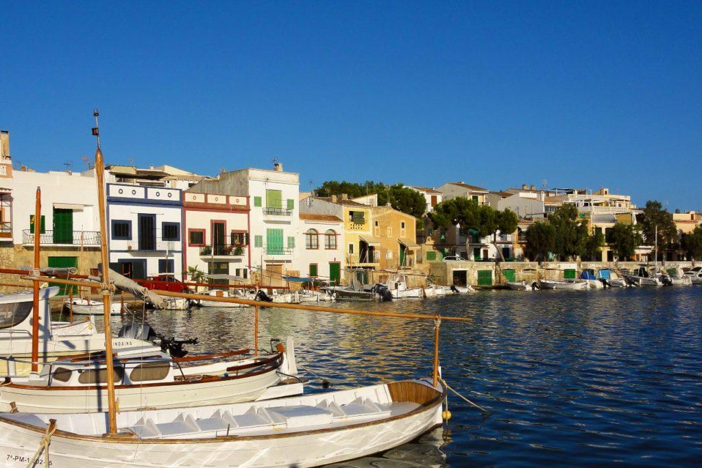 nejkrásnější přístavy na Mallorce