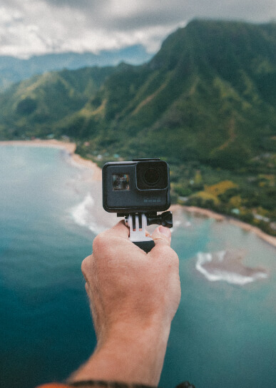 Vánoční dárek pro dobrodruhy GoPro