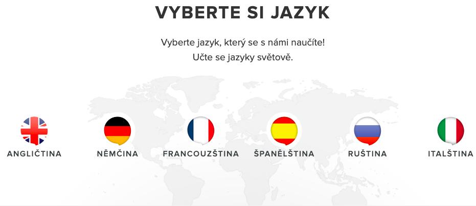 Jazykový online kurz