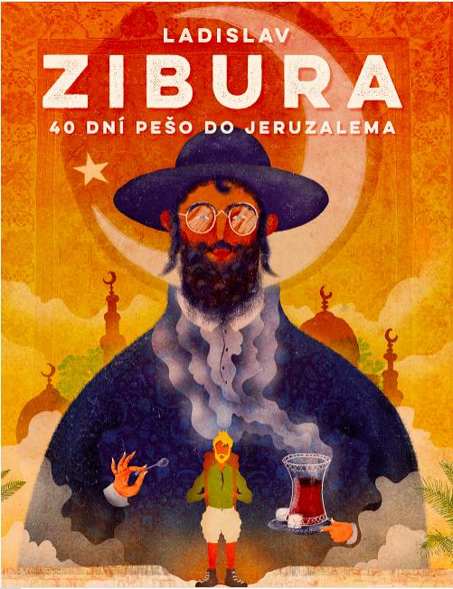 Dárek pro cestovatele kniha Zibura
