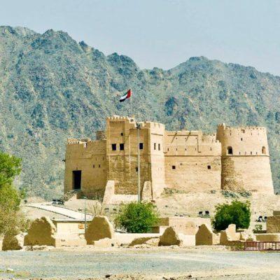 Hrad ve Spojených Arabských Emirátech